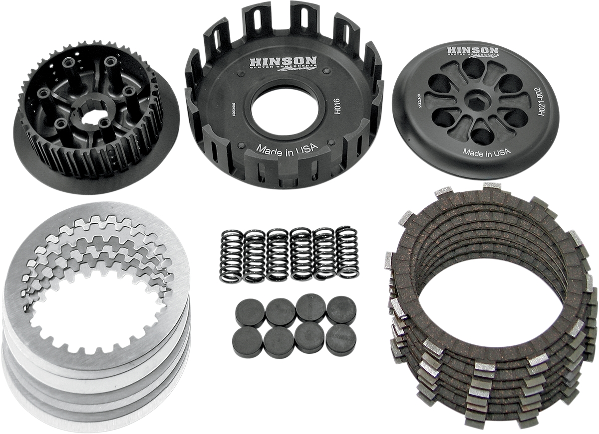 Hinson Clutch Plate and Spring Kit