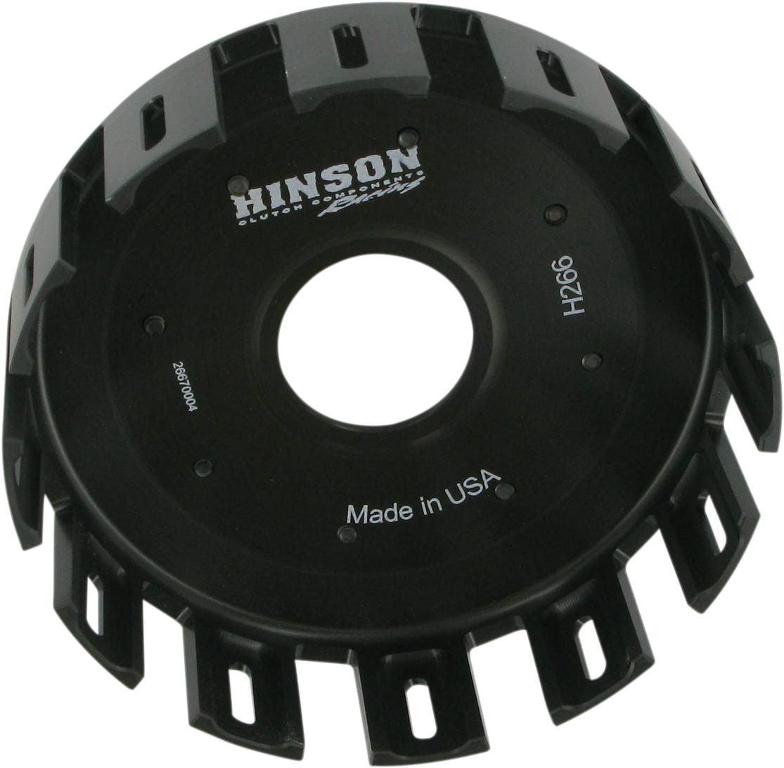 Hinson Billet Clutch Basket