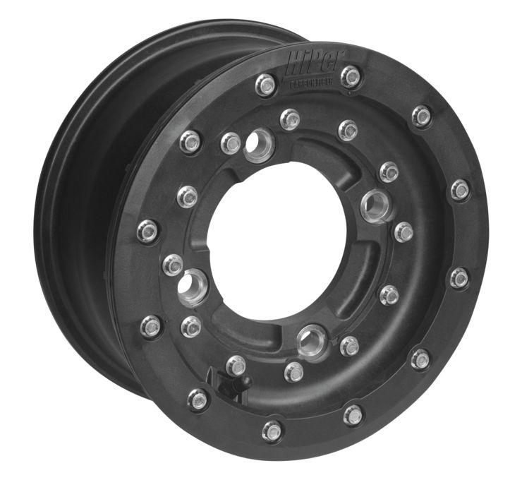 Hiper Single Beadlock CF1R Wheel