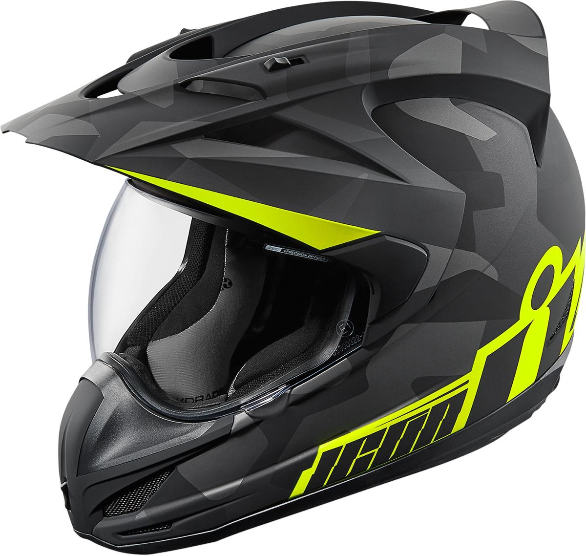 Icon Variant Deployed Graphic Helmet