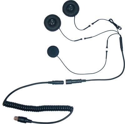 IMC Motorcom Full Face Headset