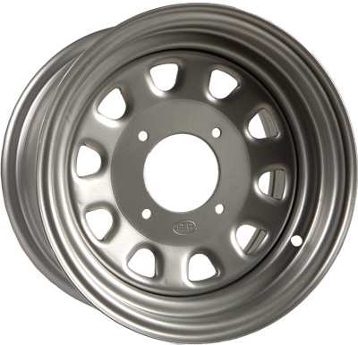I.T.P. Delta Steel Wheels