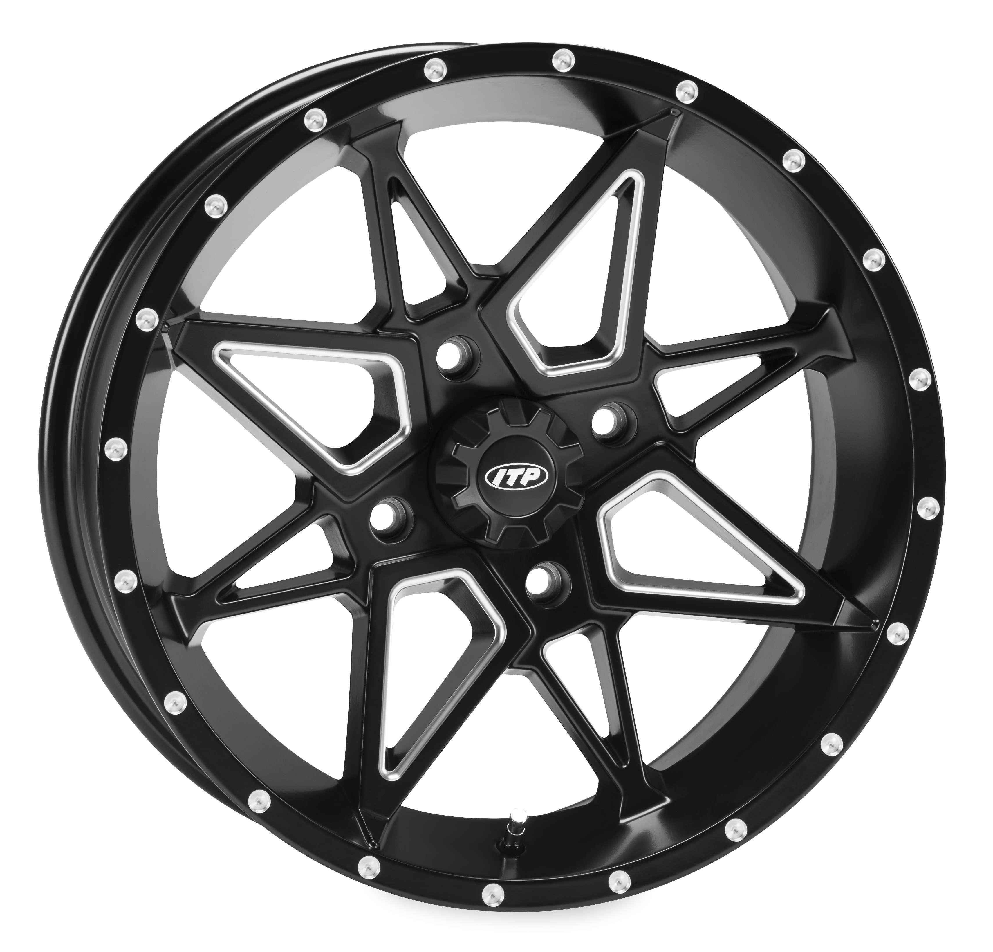 I.T.P. Tornado Ally Aluminum Wheels