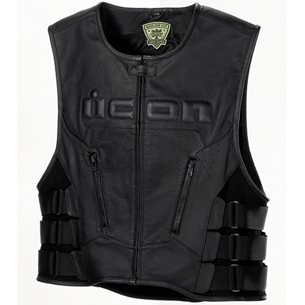 Regulator Leather Vest