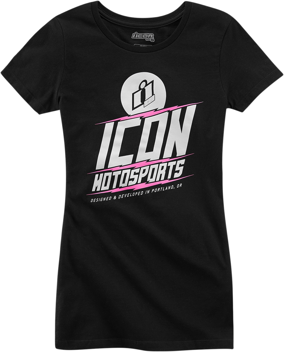 Icon Charged Women's Casual Tee
