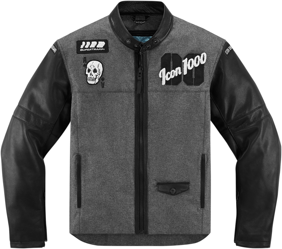 Icon Vigilante Stickup Jacket