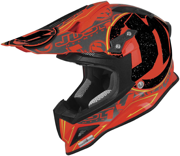 JUST 1 J12 Carbon Stamp Helmet