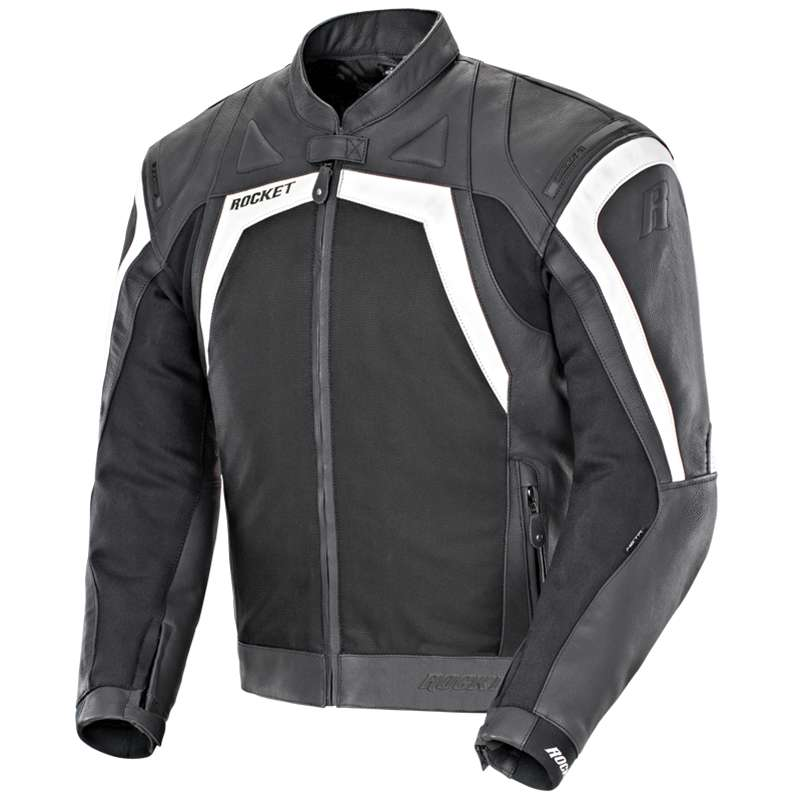 Joe Rocket Meta-X Leather Jacket