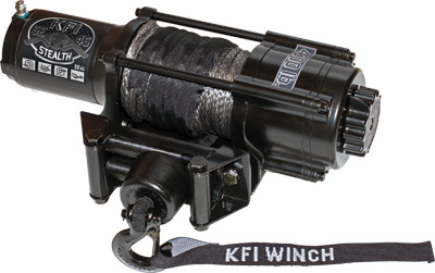KFI Products Stealth 4500 Winch Kit
