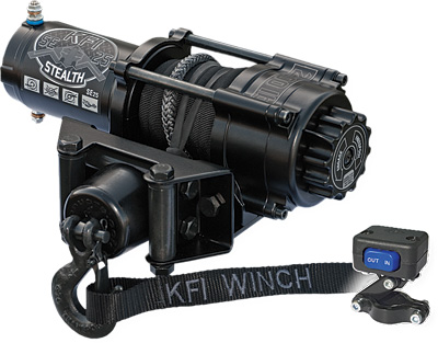 KFI Products Stealth 2500 Winch Kit