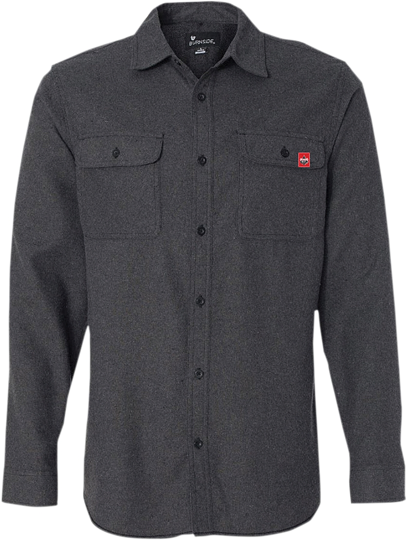Klock Werks Rider's Long Sleeve Flannel Shirt
