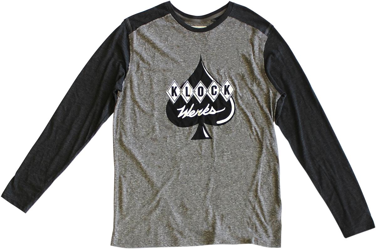 Klock Werks Color Block Long Sleeve T-Shirt