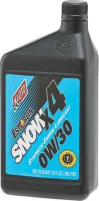 KLOTZ X4 Estrolin Synthetic 4-Stroke Snowmobile Oil