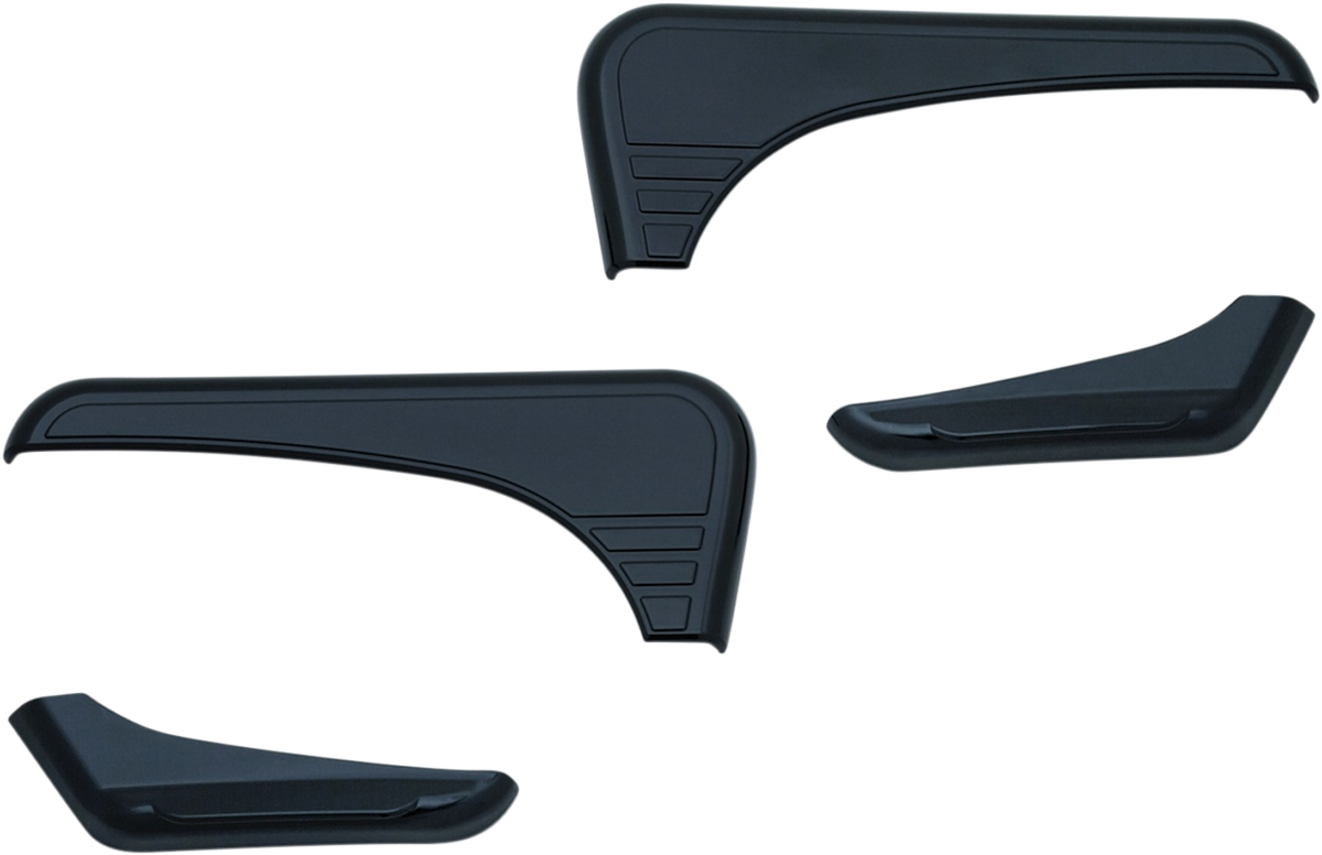 Kuryakyn Tri-Line Glove Box Accents