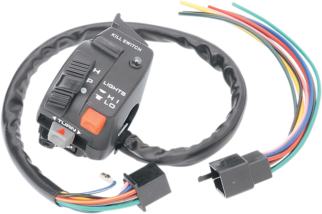 K & S Dual Sport Multi-Switch