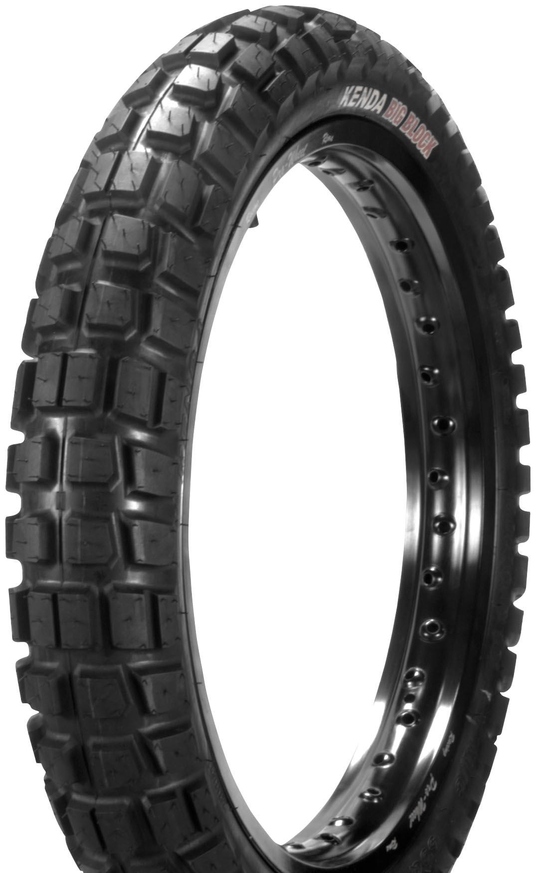 Kenda K784 Big Block Dual Sport Tire