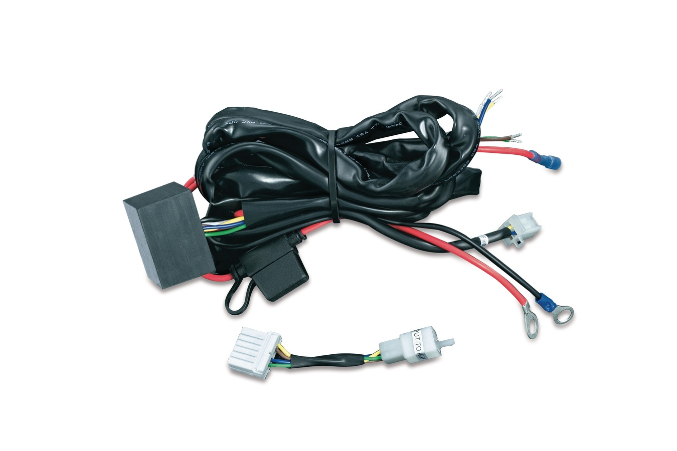 Gl1500 Trailer Wiring Harness : Trailer wiring relay harness diagram images