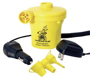 Kwik Tek Cordless/Rechargeable 12V Air Pump