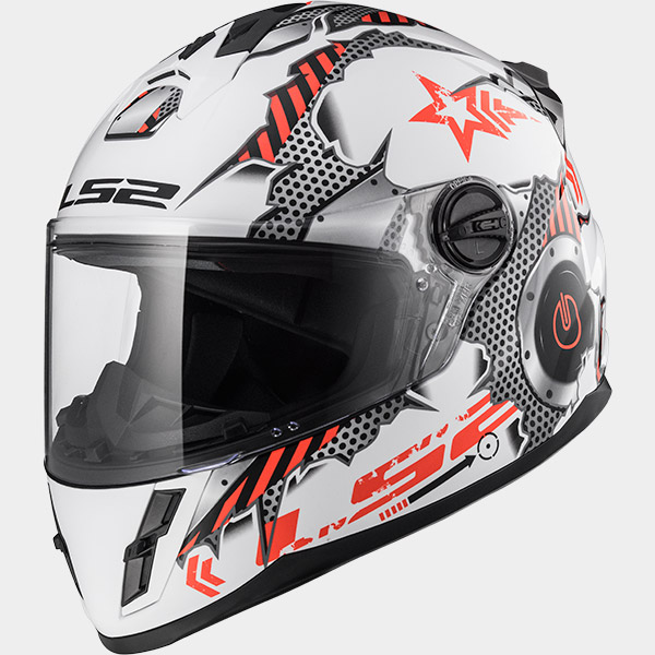 Kid 392J Machine Helmet
