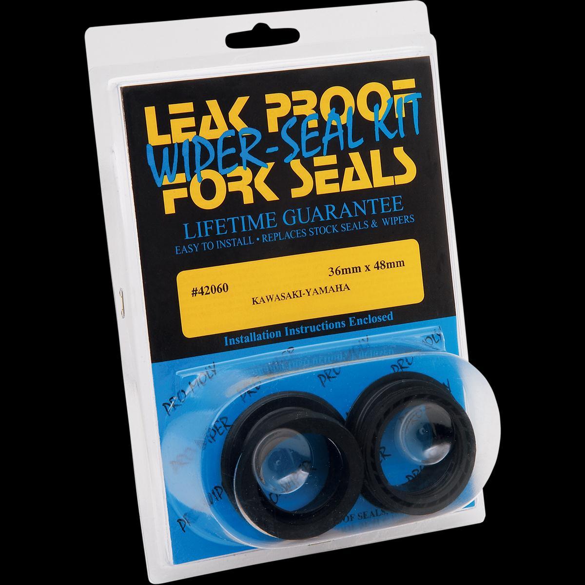 I.T.P. Pro-Moly Fork Seals/Wiper Seals