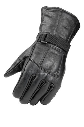 Mossi Men's All Season Leather Gloves