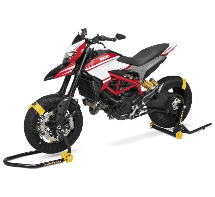 MOTO-D Pro Series Single Temperature Tire Warmers
