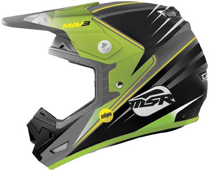 MSR MAV 3 Block Helmet w/MIPS