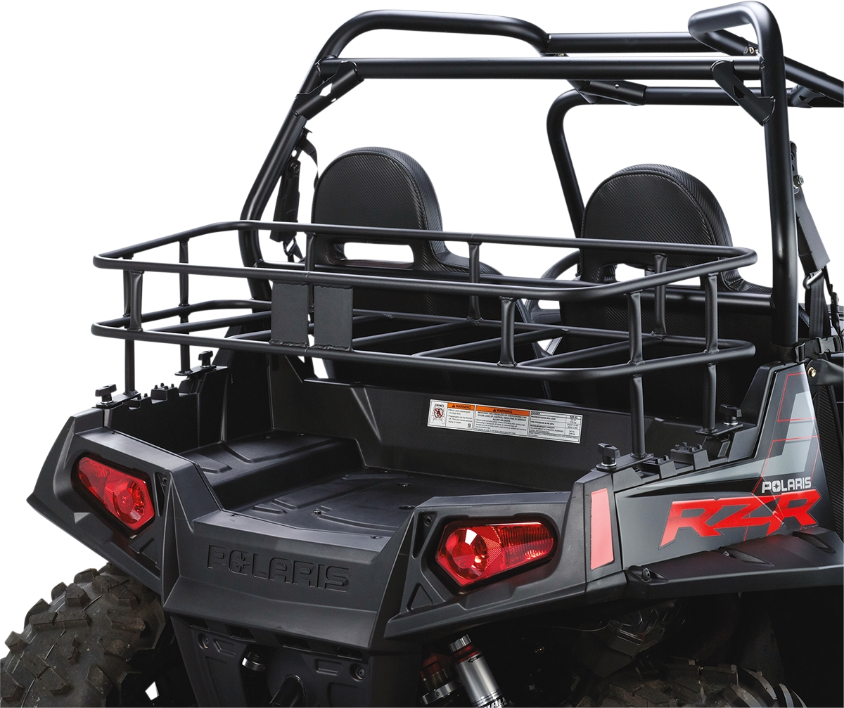 Moose Racing RZR Cargo Bed Rack
