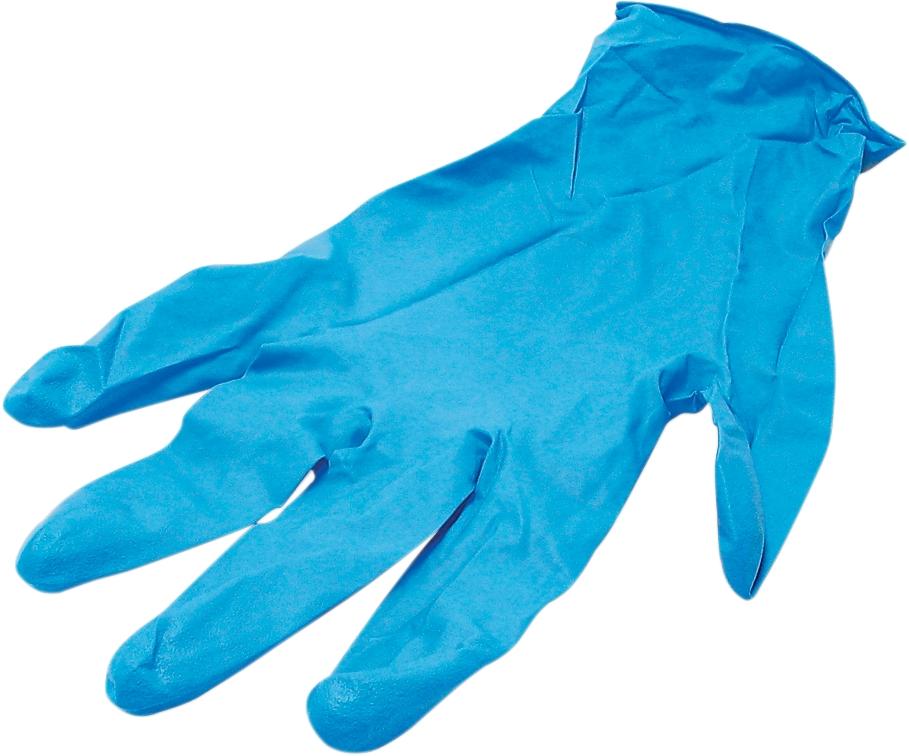 Motion Pro Nitrile Powder Free Latex Gloves