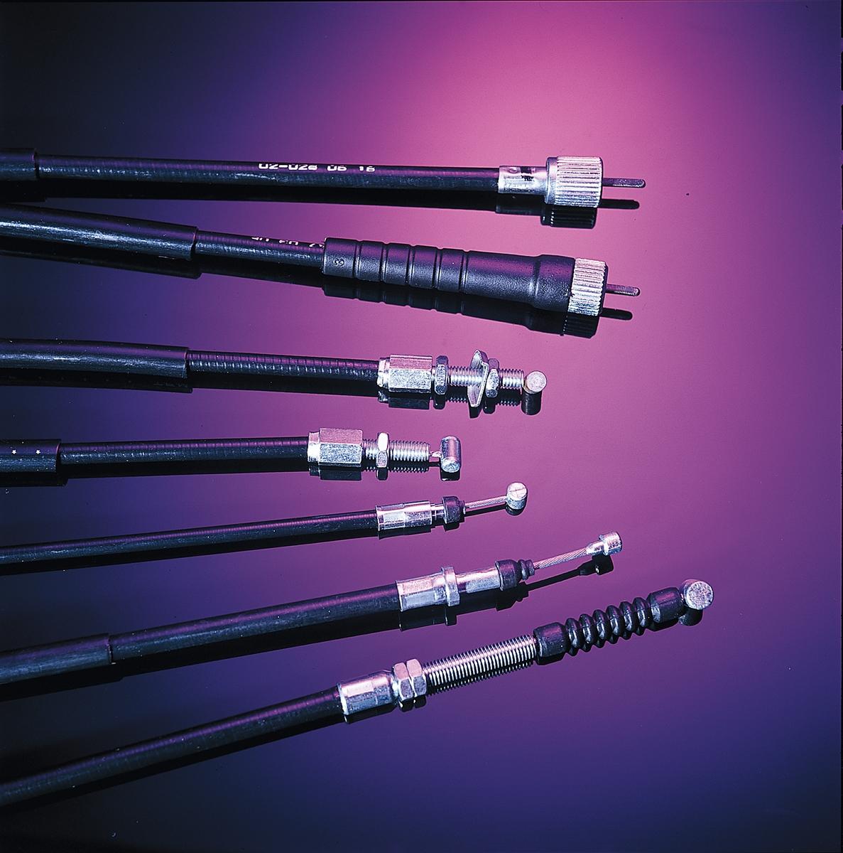 Motion Pro Black Vinyl OE Speedometer Cable