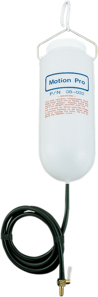 Motion Pro Auxiliary Fuel Tank