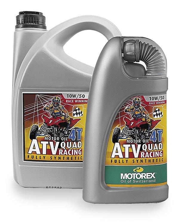 Motorex ATV/Quad 4T