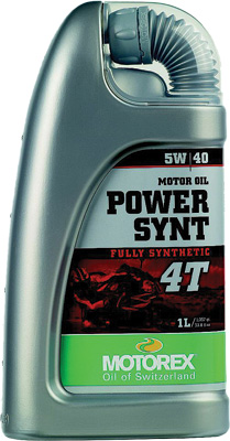 Motorex Power Synthetic 4T
