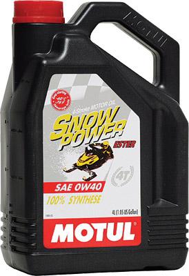 Motul Snow Power 4T Oil