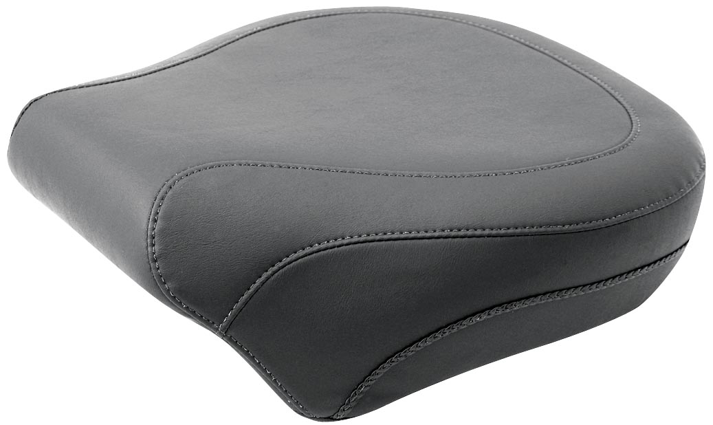 Mustang Wide Solo Seats with Removable Backrest and Rear Seats