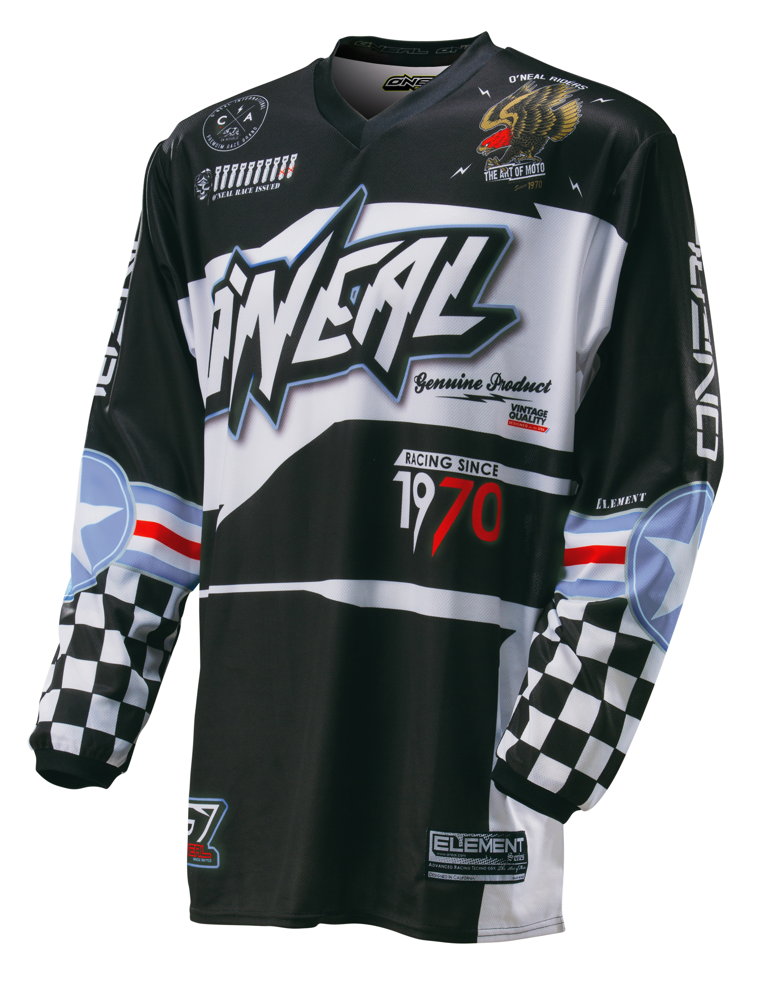 O'Neal 2015 Element Youth Afterburner Jersey