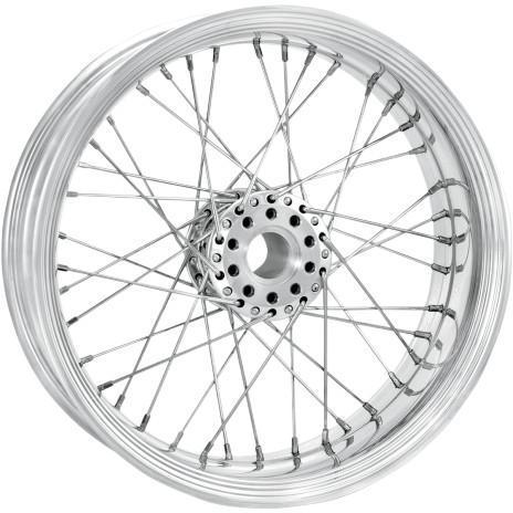 Performance Machine Merc Wire Chrome Wheels