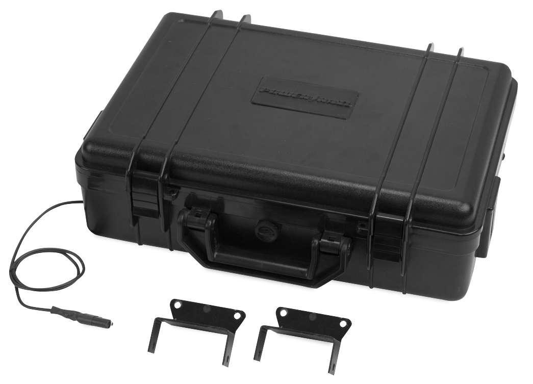 POWER RAIL Power Box Waterproof Storage Box