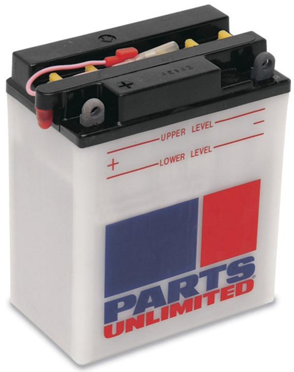 Parts Unlimited 12V Heavy Duty Battery Kit