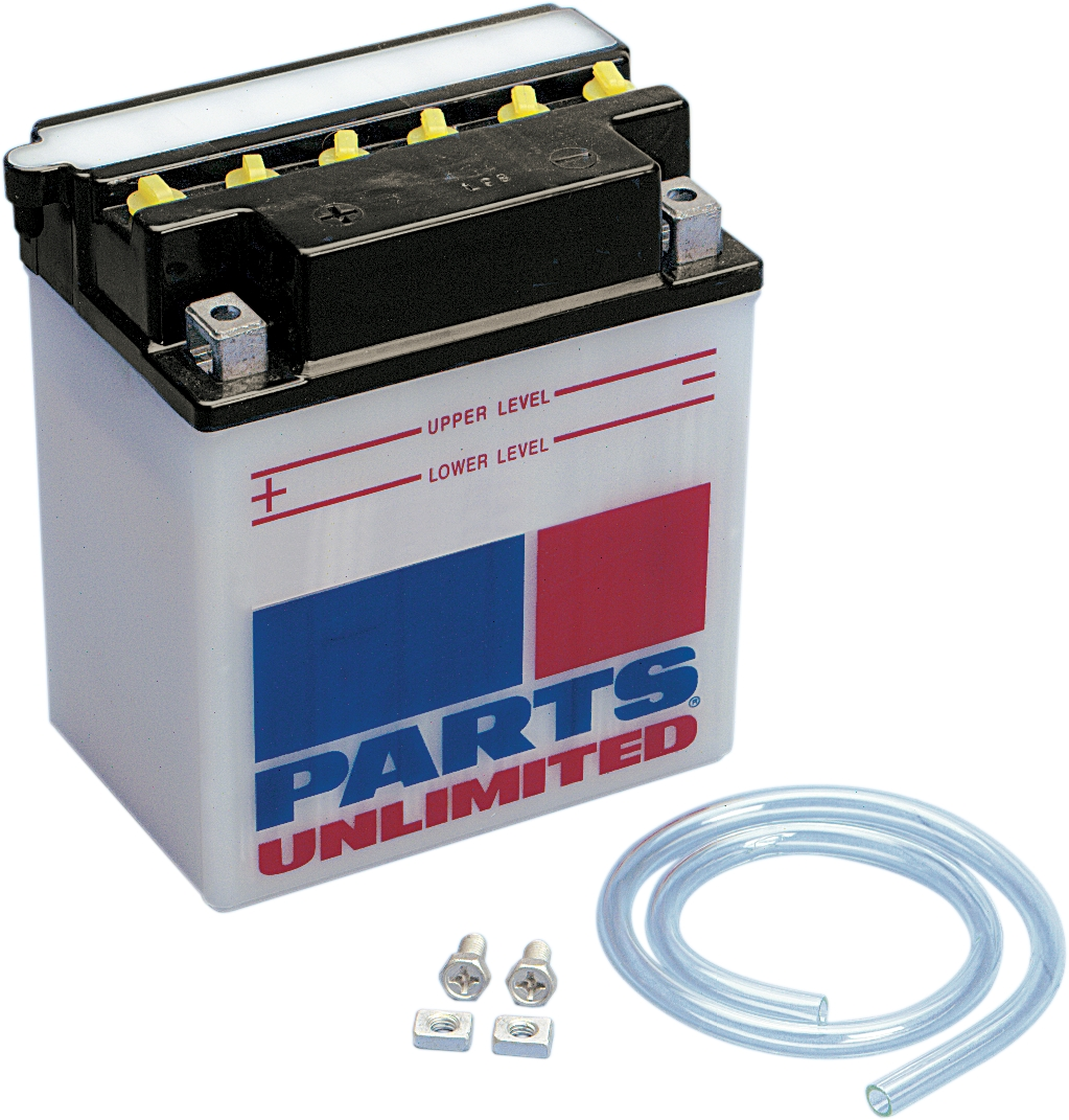 Parts Unlimited 12V Heavy Duty Battery