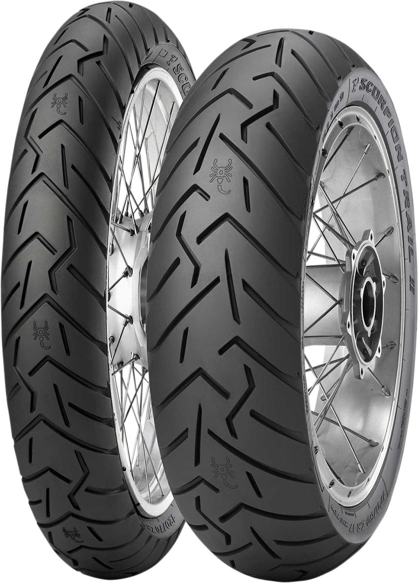 Pirelli Scorpion Trail II Tires