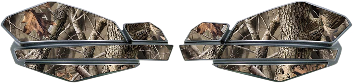 Powermadd Realtree Hardwoods Handguard Camo Decal Kit