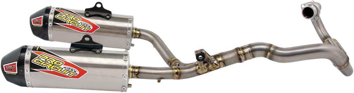 Pro Circuit T-6 Pro Dual Titanium Carbon System