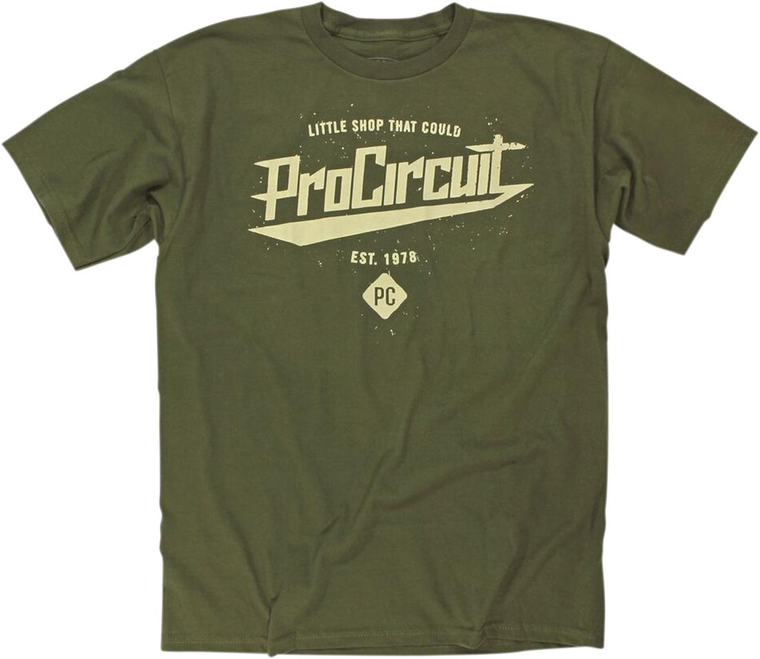 Pro Circuit Litte Shop T-Shirt