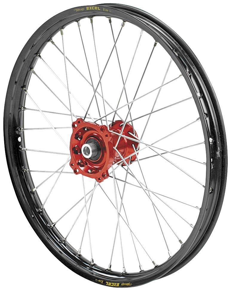 QTM/Brembo Offroad/ATV Complete Rear Wheel