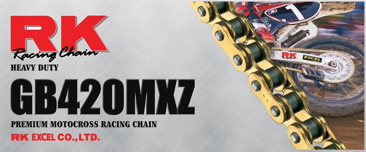 RK 420 MXZ GB Heavy Duty Chain