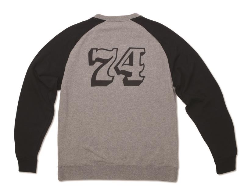 Roland Sands Design 74 Crew Fleece Sweater