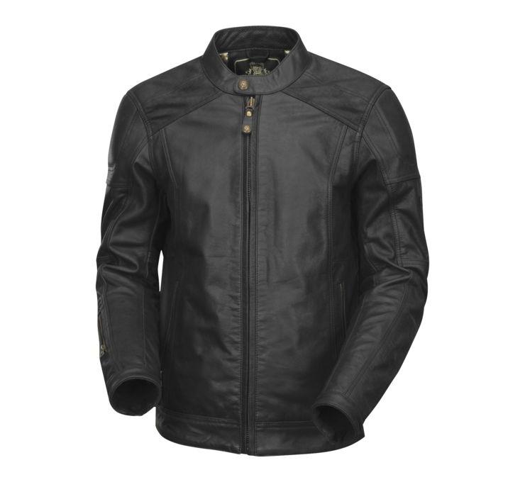 Roland Sands Design Carson Leather Jacket