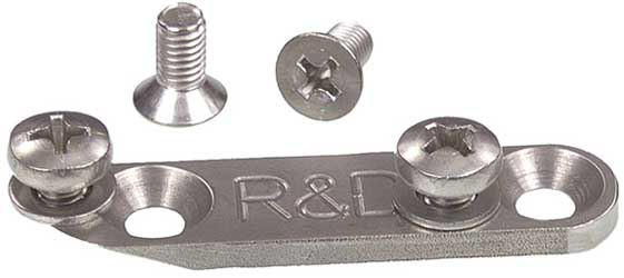 R & D Racing Products Timing Advance Plate Only