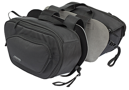Rapid Transit Commuter Saddlebag Set